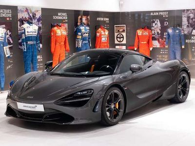usado McLaren 720S Deportivo 721cv Automático de 2 Puertas