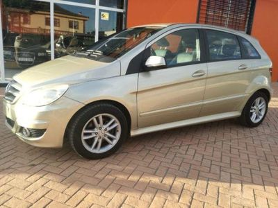 used Mercedes B180 CDI Sport Edition Autotronic