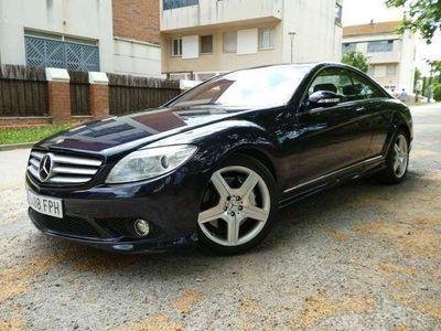 usado Mercedes CL600 Aut.