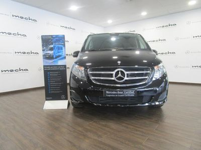 second-hand Mercedes V220 Clase d Largo 7G Tronic