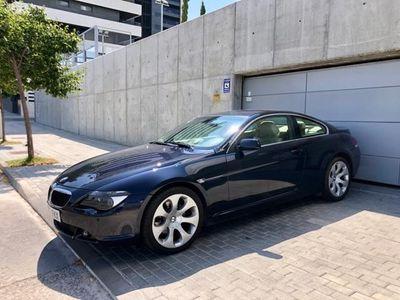 used BMW 630 Serie 6 E63 Coupé Aut.NACIONAL,UNICO DUEÑO,IMPECAB