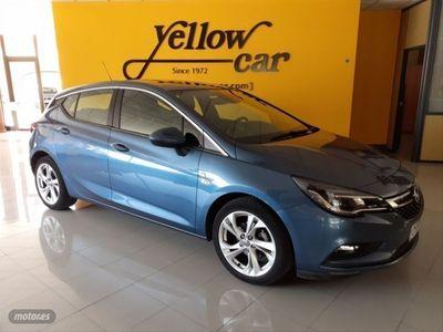 usado Opel Astra 1.4 Turbo SS 125 CV Dynamic
