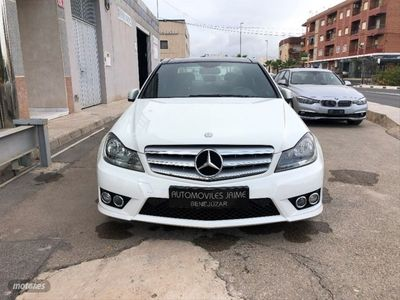 usado Mercedes C200 Clase CCDI Blue Efficiency Avantgarde