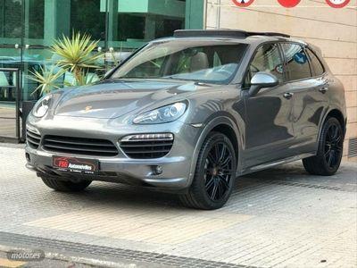 usado Porsche Cayenne 4.1 S Diesel Tiptronic