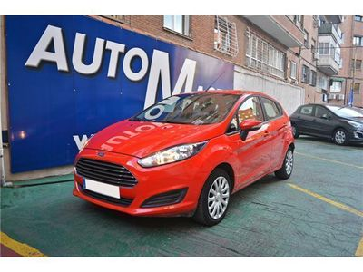 used Ford Fiesta 1.5 TDCi Trend