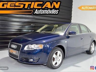 usado Audi A4 2.0 T FSI 200cv