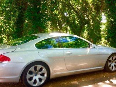 usado BMW 630 Serie 6 i Coupé