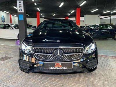 usado Mercedes E300 Cabrio 9G-Tronic