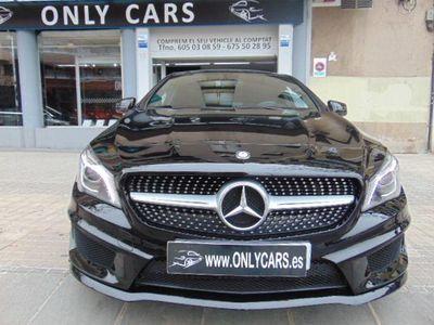 usado Mercedes 200 CLA Shooting Brake CDI AMG Line 7G-DCT