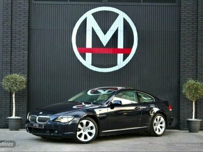usado BMW 650 Serie 6 Ci