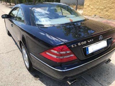 usado Mercedes CL600