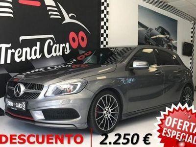 usado Mercedes A250 BE AMG Sport 7G-DCT