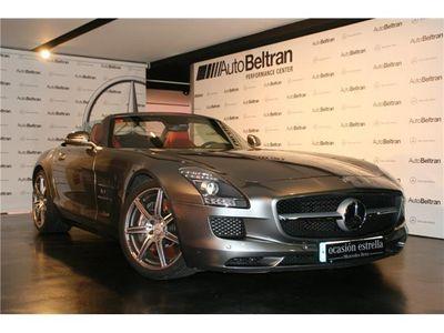usado Mercedes SLS AMG Roadster