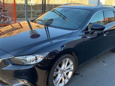 usado Mazda 6 W. 2.2DE Luxury Pack Premium