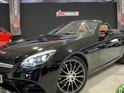 usado Mercedes E250 Clase SLC d Aut.
