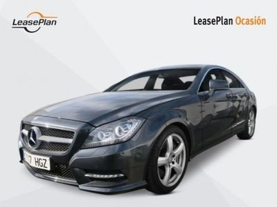 usado Mercedes 500 Clase CLS CLASEBLUEEFFICIENCY