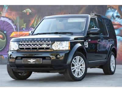 gebraucht Land Rover Discovery 3.0TDV6 SE Aut. 7 PLAZAS, 8 MARCHAS