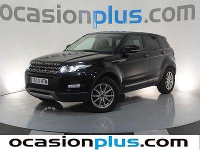 brugt Land Rover Range Rover evoque 2.2L eD4 4x2 Dynamic 110kW (150CV)
