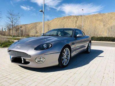 usado Aston Martin DB7 Vantage Coupé 5.9