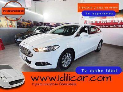 usado Ford Mondeo Sportbreak 2.0TDCI Trend 150