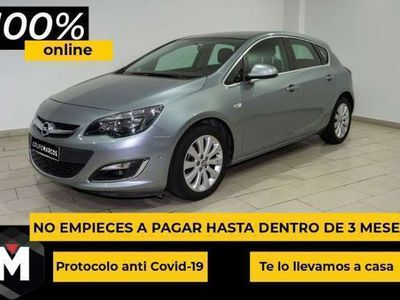 usado Opel Astra 1.4T Excellence Aut.