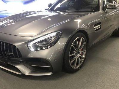 gebraucht Mercedes AMG GT Coupé S 522
