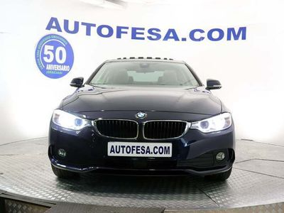 usado BMW 420 420 Serie 4 F32 Coupé d 184cv xDrive 2p Auto del 2015