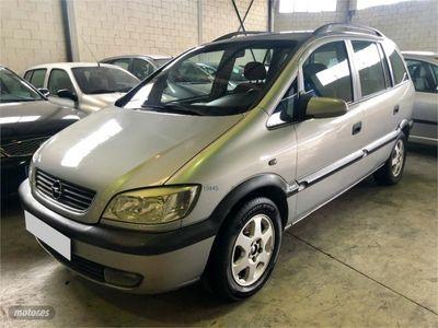 used Opel Zafira 2.0 Dti 16v Comfort
