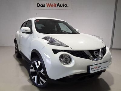 usado Nissan Juke Juke Diesel1.5dCi Tekna 4x2