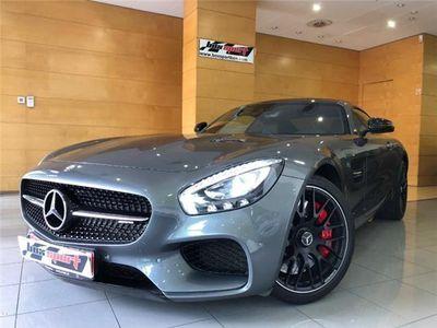 usado Mercedes AMG GT S 99.090€ + IVA