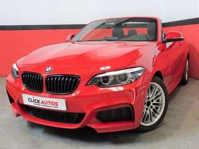 usado BMW 218 Serie 2 i Cabrio
