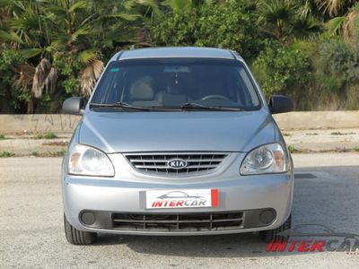 second-hand Kia Carens 2.0CRDI EX