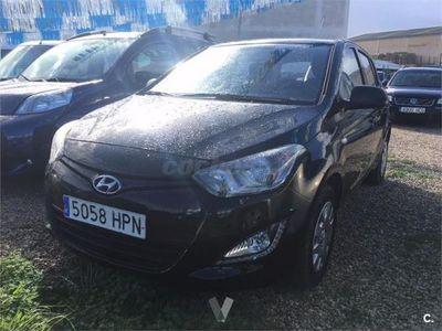 usado Hyundai i20 1.2 Cvvt City 5p. -13
