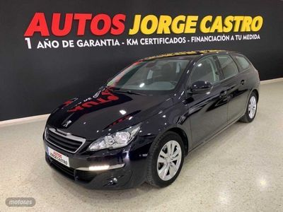 used Peugeot 308 1.6 HDI ACTIVE 115CV