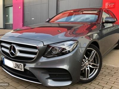 usado Mercedes E220 Clase E