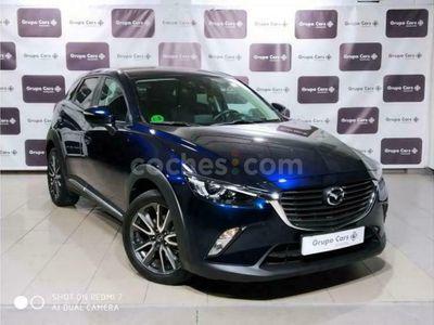 usado Mazda CX-3 Cx-32.0 Luxury 2wd 120 120 cv en Madrid