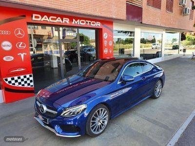 usado Mercedes E250 Clase C C Coupe d