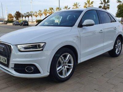 brugt Audi Q3 2.0 TDI 184CV quattro S tronic
