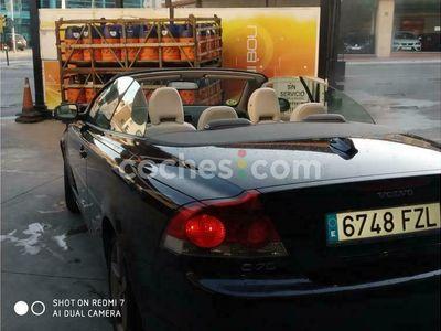 usado Volvo C70 D5 Summum Geartronic 180 cv en Malaga