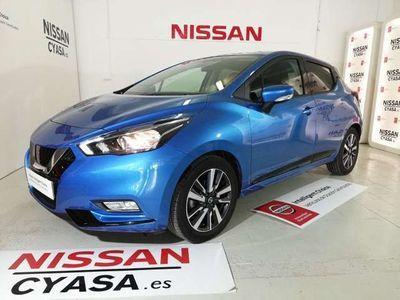 usado Nissan Micra 1.0 IG-T ACENTA 74KW 100 5P