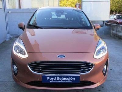 usado Ford Fiesta 1.0 EcoBoost S/S Titanium 100