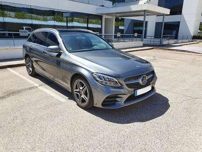 usado Mercedes C200 Estate 9G-Tronic