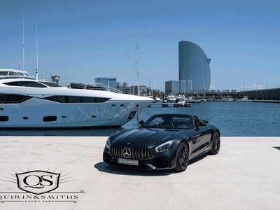 usado Mercedes AMG GT Roadster C
