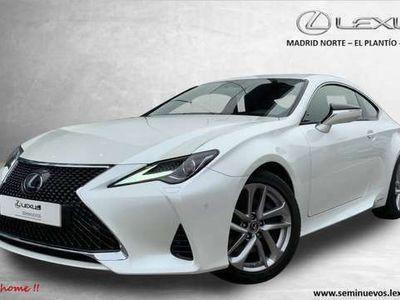 usado Lexus RC300h Executive Navigation. 380€/mes
