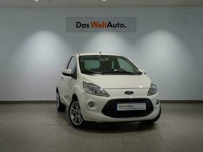 usado Ford Ka Ka/Ka+1.20 Auto-S&S White & Black Edition