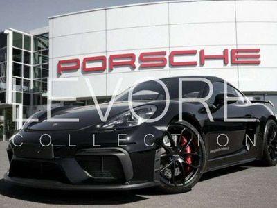 usado Porsche 718 Cayman GT4