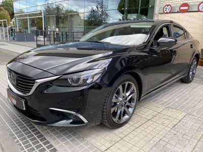 usado Mazda 6 2.2DE Lux.+Prem.Black+Travel+SR(Navi)Aut. 129kW
