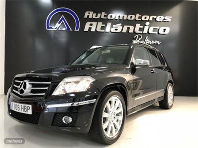 second-hand Mercedes GLK220 GLKCDI BE Executive