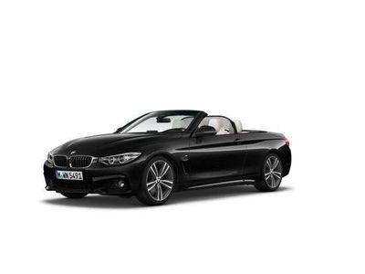 usado BMW 420 Serie 4 da Cabrio 190 cv en Barcelona