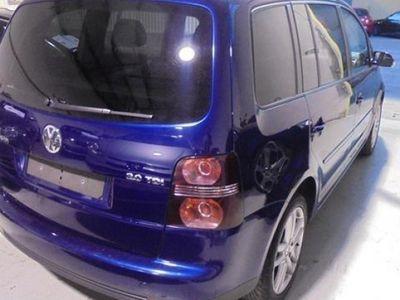 usado VW Touran REF 148 / 2.0 TDI / 7 ASIENTOS / XENON / CUERO